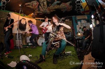 The Ali Warren Band Single Launch at The Windmill, Brixton