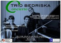 Promotional Poster during Spanish Tour