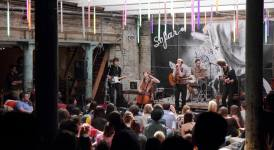 Ali Warren Band at Sofar Sounds Festival, London