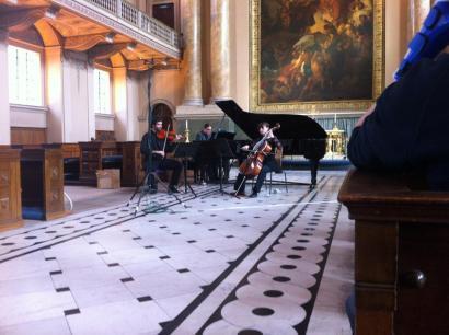 Recital with Bedriska Trio