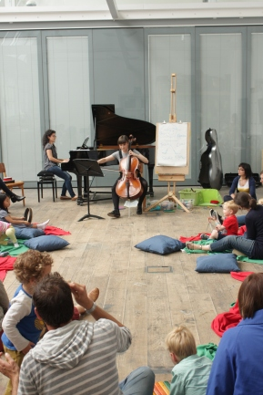 Blackheath Conservatoire Family Day Workshop