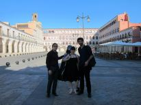 On Tour in Spain with Bedriska Trio